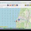 Wind gegevens (grib) op uw scherm